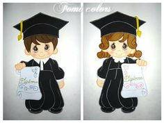 Alejandra Borbón's Graduation Theme, Graduation Decorations, Cute Clipart, Shirts For Girls, Planner Stickers, Fundraising, Special Events, Party Themes, Diy And Crafts