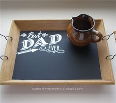 The Crafted Sparrow: 20 Chalkboard Projects & Printables {Plus a Cricut Everyday Chalkboard Fonts Cartridge Giveaway}