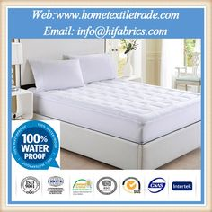 Cotton Terry Toweling Waterproof Mattress Protector In Logan City