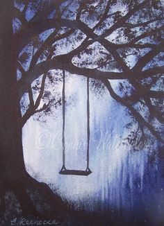 Hey, I found this really awesome Etsy listing at http://www.etsy.com/listing/169336713/original-watercolor-painting-solitude