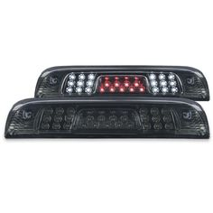 CHEVROLET SILVERADO / GMC SIERRA 1500 14-15 / 2500HD/3500HD 2015 L.E.D 3RD BRAKE LIGHT SMOKE