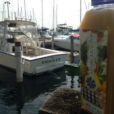 Get away at Jungle Juice Bar...