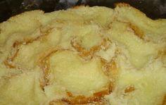 Ingredientes3 pães franceses4 copos de leite (200ml)5 ovos3 copos de açúcar1 pacote de coco ralado4 colhereres de queijo raladoModo de PreparoEm um recipiente grande untado com margarina coloque os pães cortados em rodelas lado a lado até cobrir o fundoBata o restante dos ingredientes no liquidificador e jogue a mistura sobre as rodelas de pãoLeve…
