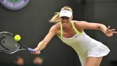 Sharapova y Serena Williams a tercera ronda en Wimbledon.
