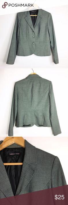 Isabel & Nina Blazer Size 10 Excellent condition. Isabel & Nina Blazer. Size 10. Isabel & Nina Jackets & Coats Blazers