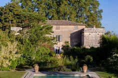 Chateau la Canorgue, Provence region, France.