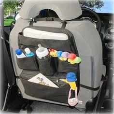 Jolly Jumper Car Caddy Car Seat Organizer
