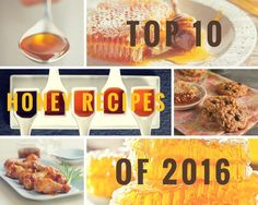 Check our most popular recipes of 2016, as chosen by our fans!