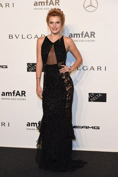 Bella Thorne at the amfAR Gala