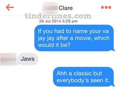 Zing! OHHH DOUBLE-ZING! | The Most Important Tinder Moments Of 2014