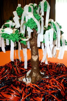 Toomer's Tree made by Gourmet Tiger for Katie and Slade's Rehearsal Dinner!
