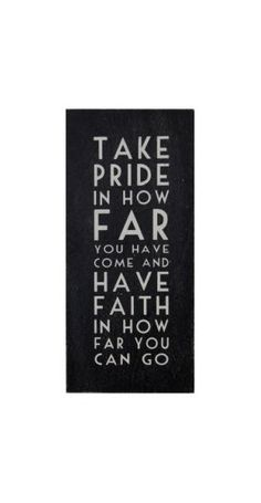 pride & faith