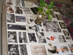 Eventually our house will contain a postcard coffee table, desk or similar. I have so many pictures/postcards!