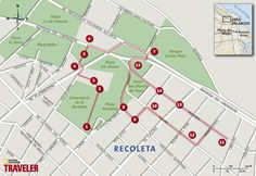 Buenos Aires Walking Tour: Recoleta -- National Geographic's Ultimate City Guides
