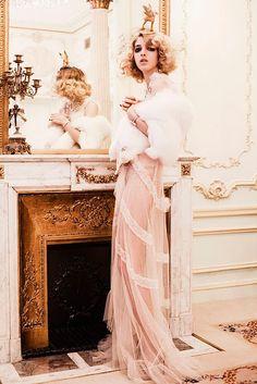Naomi Preizler L'officiel Paris