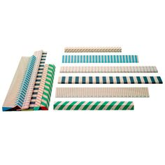 Hay's Wooden Ruler Set // graphics as measure