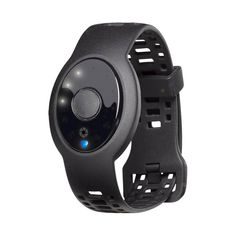 LifeTrak - ZoomHRV Activity Tracker + Heart Rate - Black