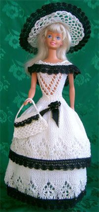 Fashion for Barbie