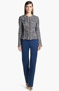 St. John Collection Jacket & Pants  available at #Nordstrom