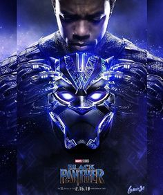 Can't Wait For The Black Panther Movie!! Dope Artwork By @samuel_cheve -------------------------------------------- Don't Forget For The Lastest Flash/Super Heroes Memes Artwork And News Follow @the_flash_crew_