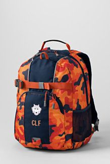 Boys Backpacks & Lunch Boxes Little Kid/Big Kid Little Kid (size 4-7) from Lands' End