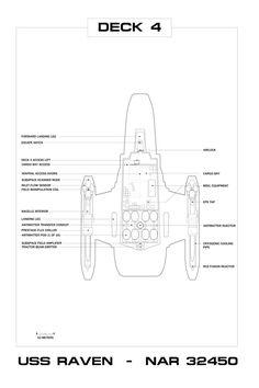 USS Raven - Deck 4