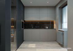 Небольшая квартира в Киеве от Yo Dezeen - Дизайн интерьеров | Идеи вашего дома | Lodgers