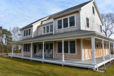 This house is a brand new architectural design contemporary shingle style home completed in the spring of The house which sits on a one-acre plot includes a 20 foot wide strip to the Herring river perfect for an afternoon of Kayaking.