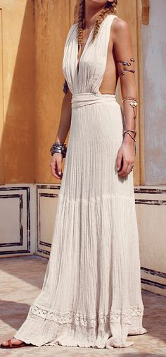 Grecian Goddess Maxi