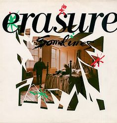 """For Sale - Erasure Sometimes UK  12"""" vinyl single (12 inch record / Maxi-single) - See this and 250,000 other rare & vintage vinyl records, singles, LPs & CDs at http://eil.com"""