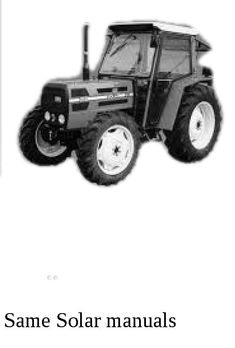 21 best same tractor manuals to download images on pinterest rh pinterest com Ford Tractor Manuals Case IH Tractor Manual