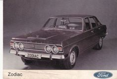 Ford Motor Company, Ford Zephyr, Old Fashioned Cars, Ford Granada, 70s Cars, Ford Classic Cars, Old Fords, Car Posters, Car Ford
