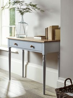 Limewashed Console Table - Console Tables - Dining, Coffee & Side Tables - Luxury Home Furniture Luxury Home Furniture, Furniture For You, Home Interior, Rustic Furniture, Living Room Furniture, Antique Furniture, Furniture Ideas, Furniture Online, Table Furniture
