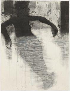 Kerry James Marshal, 1991