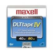 DLT 4 Tapes - Maxell 183270