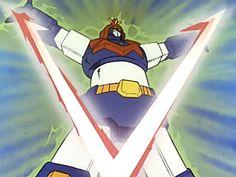 voltes V  ボルテスV 80s Cartoon Shows, Cartoon Tv, Vintage Robots, Retro Robot, American Giant, Japanese American, Combattler V, Cool Robots, Mecha Anime