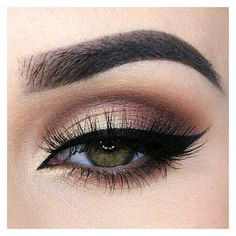Pinterest Smokey Eye ❤ liked on Polyvore featuring beauty products, skincare, eye care, makeup, beauty, eyes and eye makeup