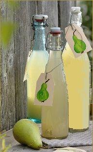 Perensap (diksap) Ingrediënten: 2 kg zeer zoete, rijpe peren 1 citroen Bereiding: Was de peren en snij ze in grote stukken. Pers het s...