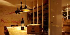 Interieurinrichting wijnkelder Wine Rack, Storage, Furniture, Home Decor, Purse Storage, Decoration Home, Room Decor, Larger, Home Furnishings
