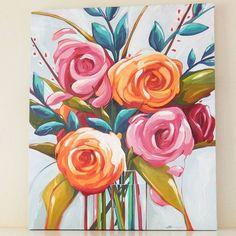 Susannah Bee Art #commissionedpainting