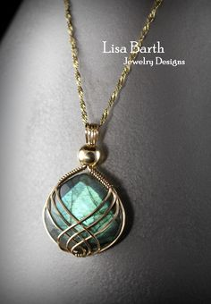 Criss cross pendant I made this morning. If you'd like to learn how to do this, I wrote a tutorial: https://www.etsy.com/listing/156274277/criss-cross-pendant-tutorial?ref=shop_home_active_2 Lisa Barth