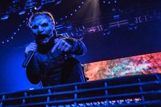 """ Slipknot at Air Canada Centre, Toronto 7/19/16 by: Rick Clifford """