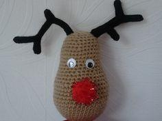 Rudolph - crochet