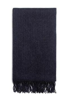 Shop the Brushed Pinstripe Scarf