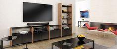 BDI Мебели   Italian Design Interiors - BDI TV стойки, офис, стенни единици