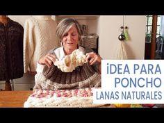 💡Ideas y Consejos para Tejer fácil y bien ➽ Playlist de videos de Lucila - YouTube Poncho Lana, Loom Knitting, Knit Crochet, Crafty, Sewing, Knitting Tutorials, Groomsmen, Knitting And Crocheting, Tips