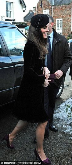 Kate effect affected: Kate is a wedding guest - 7 January 2011