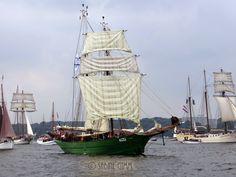 Windjammer Kieler Woche 2014