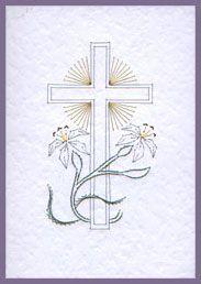Gloriosa & Graduate Prick 'n Stitch Card Designs
