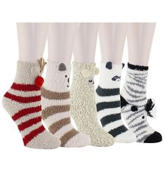 Robot Unicorn Attack Casual Socks Athletic Crew Socks For Female And Male Sports Travel Party Flat Length 15.7 Inch.